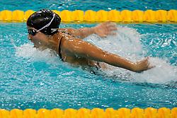 07-12-2008 ZWEMMEN: SWIMCUP: EINDHOVEN<br /> Kimberly Vandenberg USA op de 200 meter vlinder<br /> ©2008-WWW.FOTOHOOGENDOORN.NL