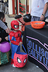 Trick or Treat on Garfield Street 2017