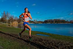 09-12-2018 NED: SPAR European Cross Country Championships, Tilburg<br /> Julia van Velthoven NED