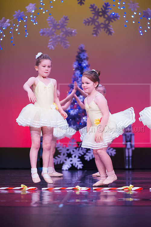 "Wellington, NZ. 5.12.2015. Candy Canes ""Sparkles"", from the Wellington Dance & Performing Arts Academy end of year stage-show 2015. Little Show, Saturday 12.45pm. Photo credit: Stephen A'Court.  COPYRIGHT ©Stephen A'Court"