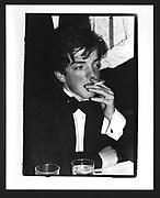 hon. Maurice Roche, Bobbin Ball, 1985