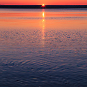 """Long Sunset""<br />