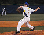 Oxford High vs. New Hope baseball at Edwin Moak Field at OHS in Oxford, Miss. on Tuesday, April 13, 2010.