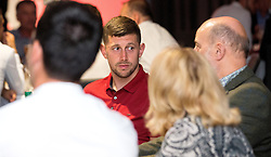 Frank Fielding of Bristol City mingles with guests during the Lansdown Club event - Mandatory by-line: Robbie Stephenson/JMP - 06/09/2016 - GENERAL SPORT - Ashton Gate - Bristol, England - Lansdown Club -