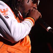 NLD/Amsterdam/20050518 - Concert Black Eyed Peas, Apl.de.Ap.Allen Pineda