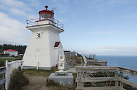 Cape Enrage Lighthouse, Bay of Fundy New Brunswick