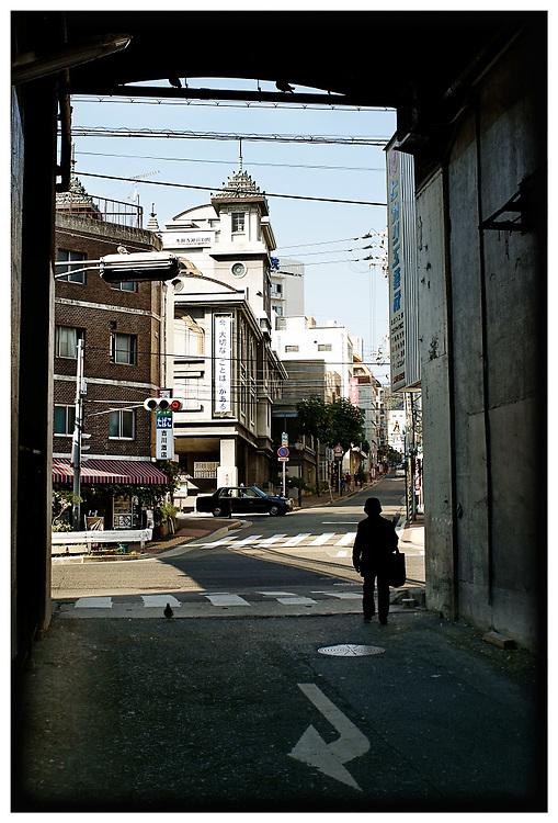 Kobe street scene