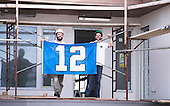 Seahawks 12th Man Flag Friday September 9, 2016
