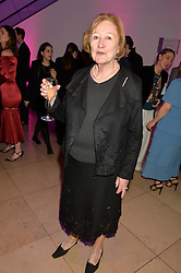 LESLIE BONHAM CARTER at the Alexandra Shulman and Leon Max hosted opening of Vogue 100: A Century of Style at The National Portrait Gallery, London on 9th February 2016.