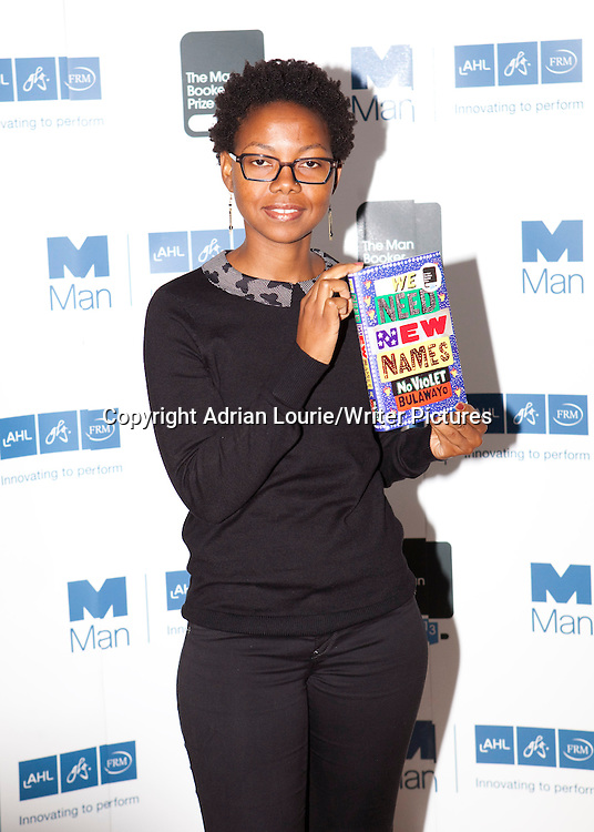 The Man Booker Prize 2013 Nominees.<br /> NoViolet Bulawayo