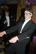 OCTAVIAN DONNELY, Crillon Debutante Ball 2007,  Crillon Hotel Paris. 24 November 2007. -DO NOT ARCHIVE-© Copyright Photograph by Dafydd Jones. 248 Clapham Rd. London SW9 0PZ. Tel 0207 820 0771. www.dafjones.com.
