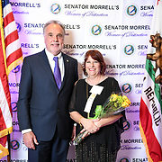 Senator Mike Morrell Women of Distinction Lewis Center 2017