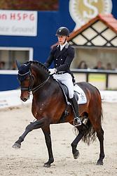 ANDERSEN Daniel Bachmann (DEN), Blue Hors zee me Blue<br /> Hagen - Horses and Dreams meets the Royal Kingdom of Jordan 2018<br /> Prix St. Georges<br /> 25 April 2018<br /> www.sportfotos-lafrentz.de/Stefan Lafrentz