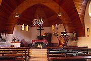 Church, Omoa, Fatu Hiva, Marquesas<br />
