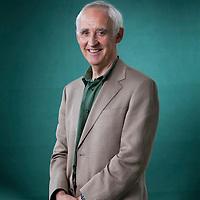 David McCrone, emeritus professor at Edinburgh University, at the Edinburgh International Book Festival 2015.<br /> Edinburgh, Scotland. 26th August 2015 <br /> <br /> Photograph by Gary Doak/Writer Pictures<br /> <br /> WORLD RIGHTS
