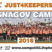 JUST4Keepers Camp Snagov - 15-17.07.16
