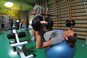 DESCRIZIONE : Cavalese Trento Raduno Collegiale Nazionale Italiana Femminile<br /> GIOCATORE : Laura Macchi<br /> SQUADRA : Nazionale Italia Donne <br /> EVENTO : Raduno Collegiale Nazionale Italiana Femminile <br /> GARA : <br /> DATA : 30/06/2010 <br /> CATEGORIA : Allenamento<br /> SPORT : Pallacanestro <br /> AUTORE : Agenzia Ciamillo-Castoria/M.Gregolin<br /> Galleria : Fip Nazionali 2010 <br /> Fotonotizia : Cavalese Trento Raduno Collegiale Nazionale Italiana Femminile<br /> Predefinita :