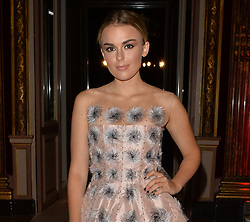 tallia storm seen at the yanita couture fashion show in paris <br />