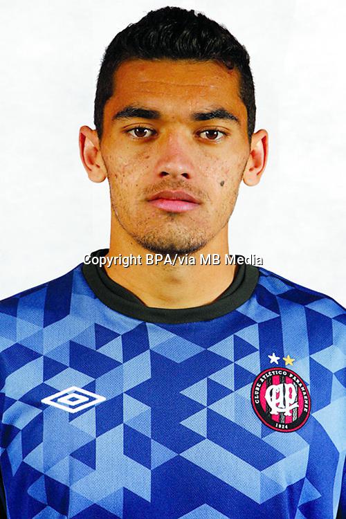 Adebar Melo dos Santos Neto   ( Clube Atlético Paranaense )