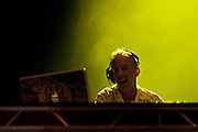 Fatboy Slim at North Coast Music Festival in Chicago, IL on September 3, 2011