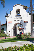 Bowers Museum in Santa Ana California