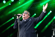 Suggs during the GrandSlam tour at the BrightonandHoveJobs.com County Ground, Hove, United Kingdom on 28 June 2015. Photo by Phil Duncan.