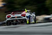 October 1-3, 2014 : Lamborghini Super Trofeo at Road Atlanta. #38 Cody Ware, Rick Ware Racing, Lamborghini of Long Island