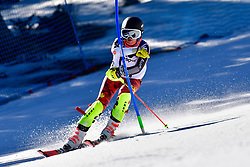 PEMBLE Mel, LW9-2, CAN, Slalom at the WPAS_2019 Alpine Skiing World Cup, La Molina, Spain