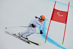 Anastasia KHOROSHEVA, Women's Giant Slalom at the 2014 Sochi Winter Paralympic Games, Russia