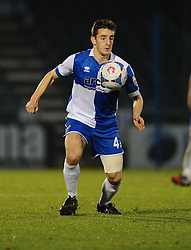 Bristol Rovers' Tom Lockyer  - Photo mandatory by-line: Joe Meredith/JMP - Mobile: 07966 386802 - 29/11/2014 - SPORT - Football - Bristol - Memorial Stadium - Bristol Rovers v Welling - Vanarama Conference