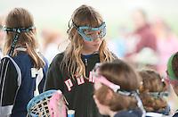 Lakes Region Lacrosse U11 girls versus Hampton Attack  May 15, 2011.