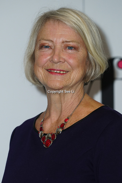 London Hilton, Park lane, England, UK. 1st December 2017. Kate Adie attends the Sky Women in Film and TV Awards.