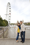 Ethan & Alexa in London
