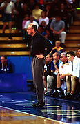 Tall Black coach Keith Mair during the Men's basketball match between the New Zealand Tall Blacks and France at the Olympics in Sydney, Australia on 17 September, 2000. Photo: PHOTOSPORT<br />