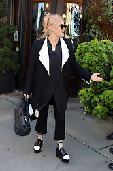 October 17, 2017 - New York, New York, United States - Deborra-lee Furness attends the 'Through Her Lens: The Tribeca Chanel Women's Filmmaker Program Luncheon' at Locanda Verde on October 17, 2017 in New York City  (Credit Image: © Philip Vaughan/Ace Pictures via ZUMA Press)