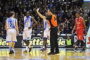 DESCRIZIONE : Campionato 2013/14 Dinamo Banco di Sardegna Sassari - Victoria Libertas Pesaro<br /> GIOCATORE : Carmelo Lo Guzzo<br /> CATEGORIA : Arbitro Referee Mani<br /> SQUADRA : AIAP<br /> EVENTO : LegaBasket Serie A Beko 2013/2014<br /> GARA : Dinamo Banco di Sardegna Sassari - Victoria Libertas Pesaro<br /> DATA : 02/03/2014<br /> SPORT : Pallacanestro <br /> AUTORE : Agenzia Ciamillo-Castoria / Luigi Canu<br /> Galleria : LegaBasket Serie A Beko 2013/2014<br /> Fotonotizia : Campionato 2013/14 Dinamo Banco di Sardegna Sassari - Victoria Libertas Pesaro<br /> Predefinita :