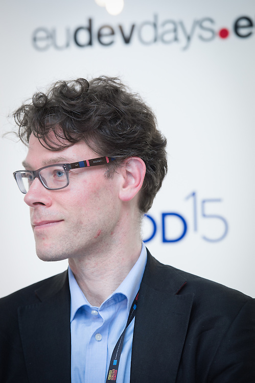 04 June 2015 - Belgium - Brussels - European Development Days - EDD - Food - FOODSECURE - The future of global food and nutrition security - Thom Achterbosch<br /> Co-leader, FOODSECURE &copy; European Union