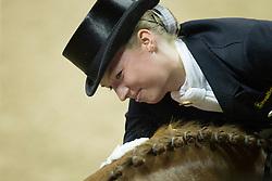 Lutkemeier Fabienne, (GER), Qui Vincit Dynamis<br /> Longines FEI World Cup™ Dressage Final I<br /> Las Vegas 2015<br />  © Hippo Foto - Dirk Caremans<br /> 16/04/15