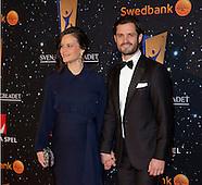 Sportsgala 2016, Stockholm 25-01-2016