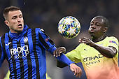 191106 Atalanta v Manchester City - UEFA Champions League