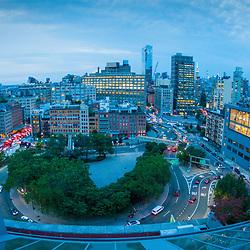 Annie's View West, Manhattan, New York, US
