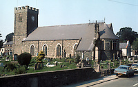 Parish Church, Church of Ireland, Dromore, Co Down, N Ireland, 197109000454g..Copyright Image from Victor Patterson, 54 Dorchester Park, Belfast, United Kingdom, UK...For my Terms and Conditions of Use go to http://www.victorpatterson.com/Victor_Patterson/Terms_%26_Conditions.html
