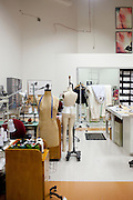 The costume shop at the newly-opened Atlanta Ballet Michael C. Carlos Dance Centre in Atlanta, Georgia September 13, 2010.