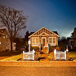 suburban nocturne / riverdale