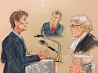 "SIR Cliff Richard (L) broke down in tears as he told the High Court he feared he would suffer a heart attack and said he felt ""forever tainted"" by the allegations of a sex assault and high profile police raid on his home."