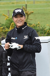 October 1, 2017 - Auckland, Auckland, New Zealand - New Zealand's Lydia Ko reacts during final round of the MCKAYSON New Zealand Women's Open at Windross Farm in Auckland, New Zealand on Oct1, 2017. Featuring World Number One Lydia Ko,TheMCKAYSONNew Zealand Women's Open is the first ever LPGA Tour event to be played in New Zealand. (Credit Image: © Shirley Kwok/Pacific Press via ZUMA Wire)