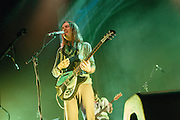 The Australian psychedelic indie pop force of nature known as Tame Impala lit up and smoothed out The Pageant in St. Louis, Missouri on October 8, 2013 with Texas' White Demin. The five piece brought along a rather impressive light show to compliment their dreamy performance.