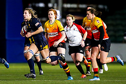 Cara Brincat of Worcester Warriors Women - Mandatory by-line: Robbie Stephenson/JMP - 11/01/2020 - RUGBY - Sixways Stadium - Worcester, England - Worcester Warriors Women v Richmond Women - Tyrrells Premier 15s
