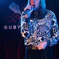 Conquering Animal Sound performing live at The Ruby Lounge, Manchester, 2013-02-25