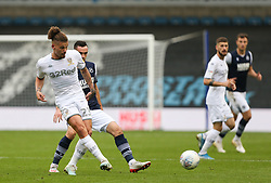 Kalvin Phillips of Leeds United passes the ball - Mandatory by-line: Arron Gent/JMP - 05/10/2019 - FOOTBALL - The Den - London, England - Millwall v Leeds United - Sky Bet Championship